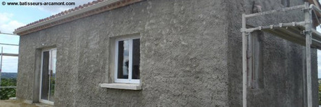 Des qualités isolantes de premier ordre pour le béton de chanvre | Immobilier | Scoop.it