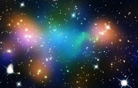 Dark Matter Core Defies Explanation - Space Fellowship | Astronomy Domain | Scoop.it