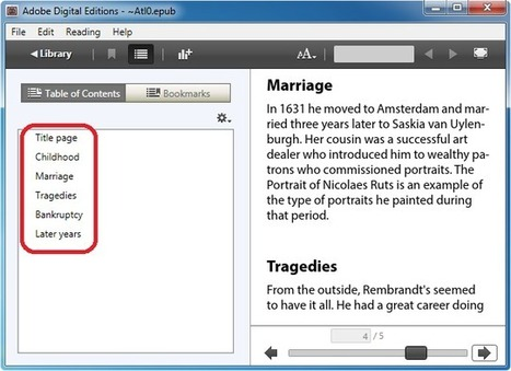 Atlantis Word Processor Help - Saving documents as eBooks | e-learning y moodle | Scoop.it