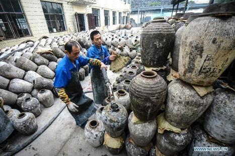 Best season for brewing rice wine in Shaoxing | Chine et Vins Français: Une affaire de goût en devenir | Scoop.it