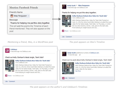 Social publishing : Facebook crée un plug-in pour WordPress - ITespresso.fr | Facebook pour l'institut de beaute | Scoop.it