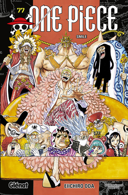 One piece confirme sa position de manga leader du marché français, 26 November 2015 | le manga en France | Scoop.it