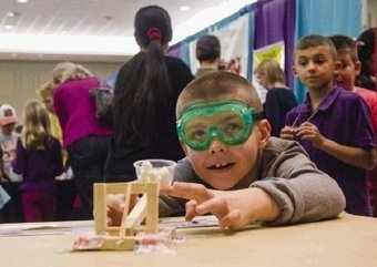 Students show off their skills at 24th annual math and science fair - Your Houston News | Personal Interests | Scoop.it