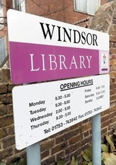 Royal Borough of Windsor and Maidenhead libraries to be part of e-book research | Impact of libraries | Scoop.it