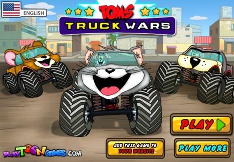 Toms Truck Wars - Best Racing Games | Racing Games | Adventures Games | Avatar Games | Scoop.it