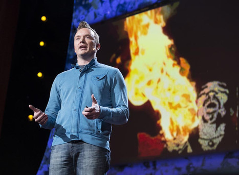 Embrace the shake: Phil Hansen at TED2013 | Infotext sources for middle school | Scoop.it