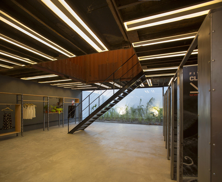 Local La Plata / Bielsa-Breide-Ciarlotti Bidinost Arquitectos | retail and design | Scoop.it