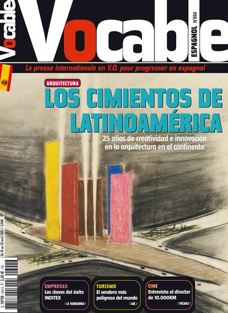 Le magazine Vocable pour progresser en espagnol | Revue de presse | Scoop.it