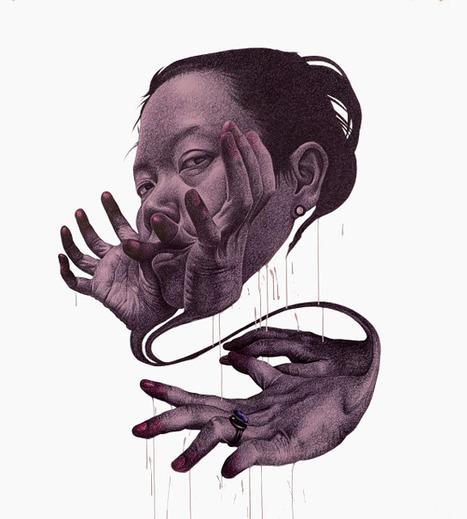 Spunky Zoe | Painter | les Artistes du Web | Scoop.it