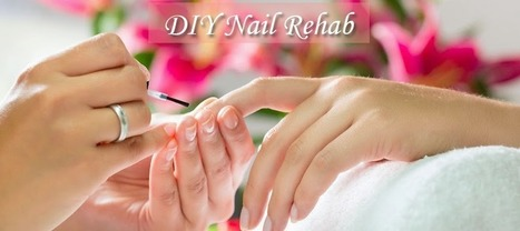 DIY Nail Rehab | Indus Boutique, Fairfax | beauty | Scoop.it