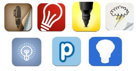 7 Great iPad Apps to Promote Visual Thinking ~ Educational Technology and Mobile Learning | Apps for learning | Scoop.it
