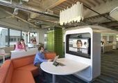 Tech leads the way in office design | Office Design | Scoop.it