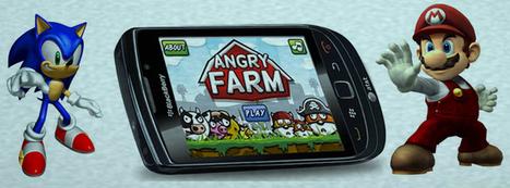 Blackberry Smart Phone For Smart Game User   BLACKBERRY APP MART   Scoop.it