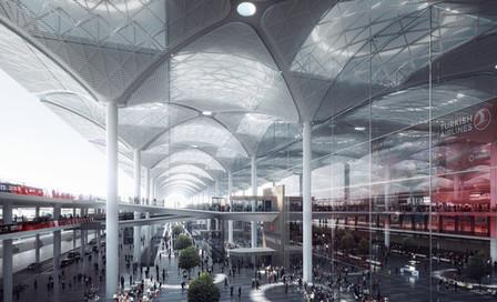 Perkins+Will diseñará una ciudad-aeropuerto en Estambul - Plataforma Arquitectura | retail and design | Scoop.it