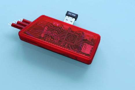 Pokémon GO : partez à la chasse avec ce détecteur fabriqué avec une imprimante 3D | FabLab - DIY - 3D printing- Maker | Scoop.it
