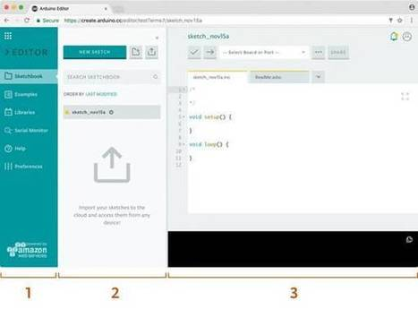 Guide To Arduino Web Editor | Raspberry Pi | Scoop.it