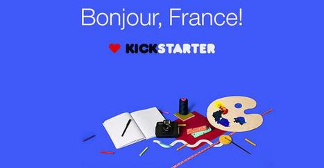 Kickstarter : les projets français font leur apparition | Libre de faire, Faire Libre | Scoop.it