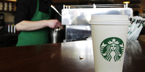 Starbucks Just Figured Out How To Take Your Money Over Twitter   Social Media & Digital Marketing   Scoop.it