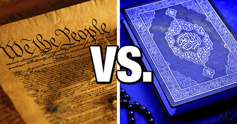 Quran vs. Constitution: Why they're incompatible | JEWSNEWS | The Christian Voice- Articles | Scoop.it