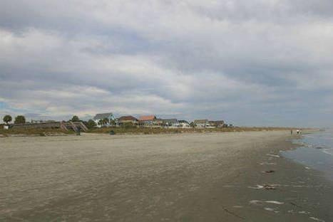 SC's beach erosion may lead to stricter building restrictions - TheDigitel | Explore Pawleys Island | Scoop.it