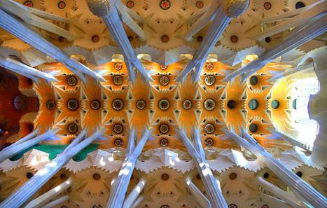 La Sagrada Familia por dentro en 35 fotografías | Calidad y otras yerbas | Scoop.it