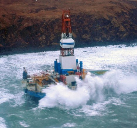 Troubled Oil Rig in Alaska Reaches Safer Waters | Sustain Our Earth | Scoop.it