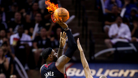 The Myth Of The Myth Of The Hot Hand - Deadspin | With My Right Brain | Scoop.it