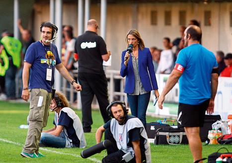 Journalisme sportif : où sont les femmes ?   Télérama   CLEMI. Infodoc.Presse  : veille sur l'actualité des médias. Centre de documentation du CLEMI   Scoop.it