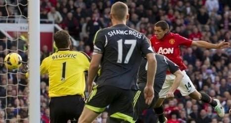 Prediksi Manchester United vs Stoke City 3 Desember 2014 | Sepak Bola | Scoop.it
