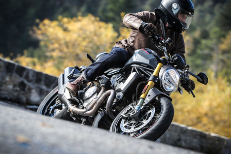 Review: 2017 Ducati Monster 1200S • Gear Patrol | Ductalk Ducati News | Scoop.it