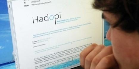 L'Hadopi gonfle-t-elle son bilan ?   net neutralité   Scoop.it