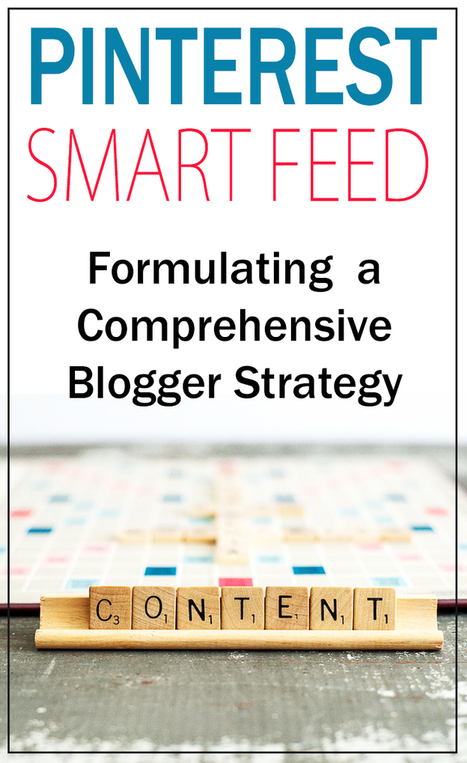 Pinterest Smart Feed: Answers for Bloggers | art biz | Scoop.it