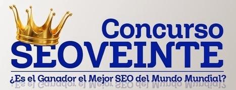 SEOVEINTE - Pagina Oficial del Concurso SEO Foro20 | Noticias Online | Scoop.it