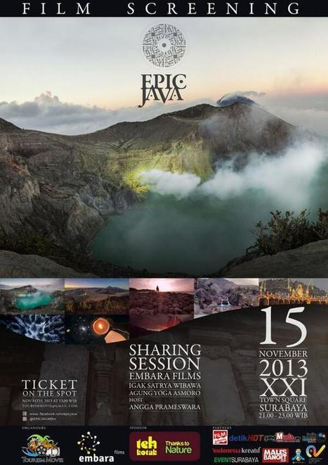 TOURISM MOVIE COMPETITION: Epic Java | Scoop Indonesia | Scoop.it