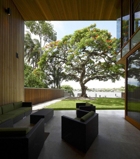 Modern 'Arbour House' in Australia Connected to the Landscape | sustainable architecture | Scoop.it