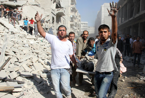 Syria Isn't Iraq. Everything Isn't Iraq. - New York Magazine | Syria the fiction and the Truth | Scoop.it