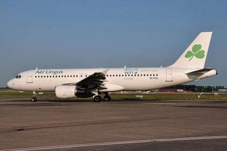 @AerLingus ¿Es esta la 1ª aerolínea en agregar su usuario de Twitter a uno de sus aviones?   About marketing concepts   Scoop.it