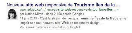 Capitaliser sur vos contributeurs avec l'authorship de Google - Etourisme.info   La montée en alpage   Scoop.it