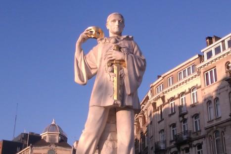 Pierrot van de Foorreizigers | Discover Brussels - Brussel ontdekken - Découvrez Bruxelles | Scoop.it