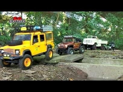 13 RC Trucks scale offroad 4×4 Adventures RC4WD Timberwolf D110 M923 Jeep Wrangler honcho dingo | 4x4 | Kids 4x4 Riding Jeep | Scoop.it