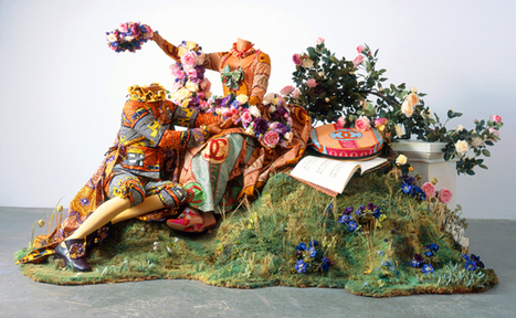 Yinka Shonibare MBE: Wilderness into a Garden | DAEGU ART MUSEUM | Curating [ Media ] Arts | Scoop.it