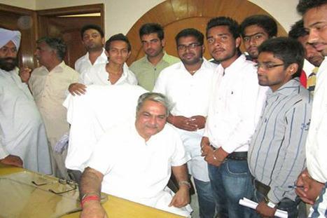 Venod Sharma Towords Haryana Development | Latest News | Scoop.it
