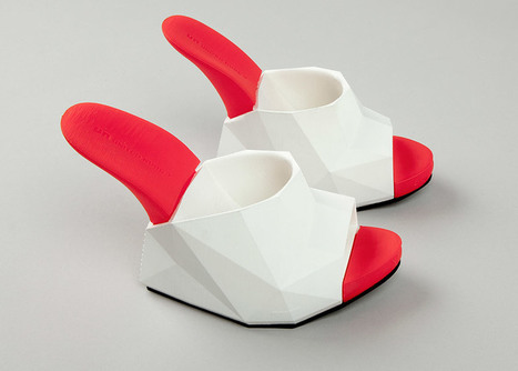 United Nude's Float shoes are created on a desktop 3D printer | shubush digital | Scoop.it