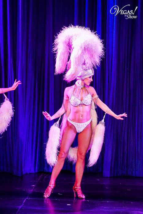 Las Vegas Showgirls: Lynn Ryder | Vegas Show History | Scoop.it
