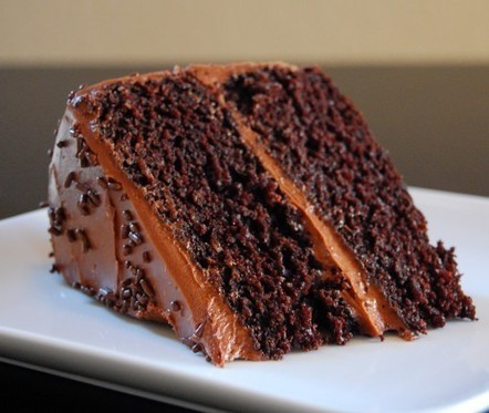 Double Chocolate Cake | Sweet Recipes | Scoop.it