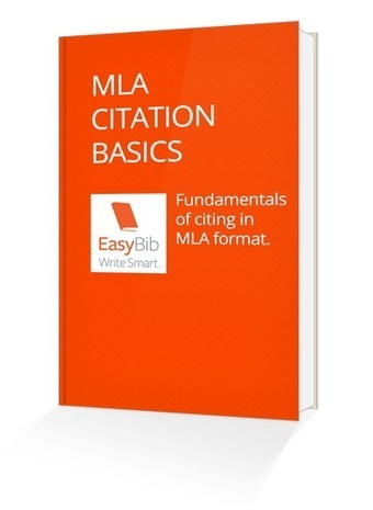 Download Your Free MLA Citation Basics E-Book | EasyBib | Scoop.it