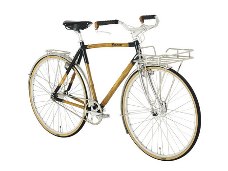 Marc Jacobs Special Items Bamboo Bike - Photos • Selectism | New age bamboo solutions | Scoop.it