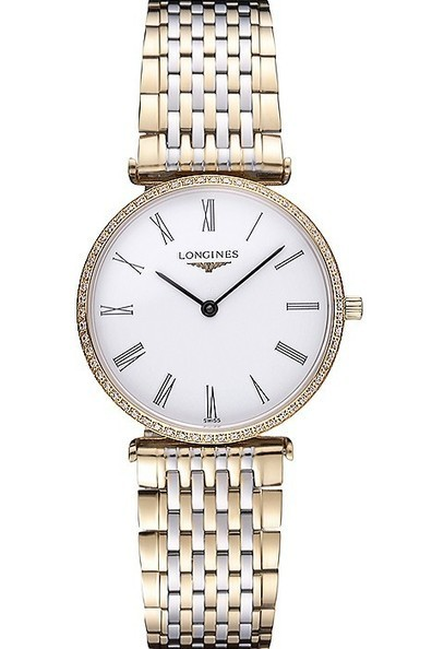 Replica Longines La Grande Classique White Dial Two Tone Band Watch | Men's & Women's Replica Watches Collection Online | Scoop.it