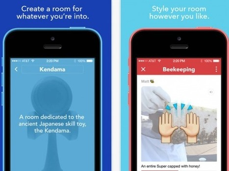 Facebook launches 'Rooms' app for anonymous chats | Tech It | Scoop.it