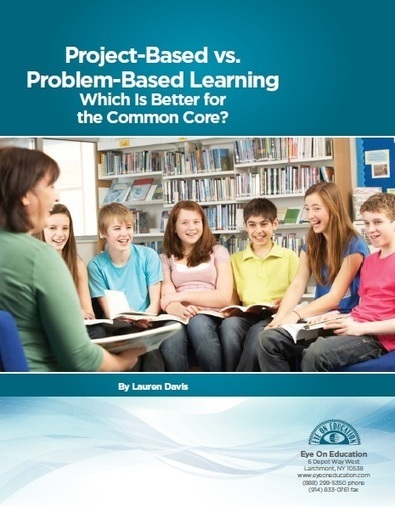 White Paper: Project-Based vs. Problem-Based Learning: Which Is Better for the Common Core? | DZ Megacognition | Scoop.it